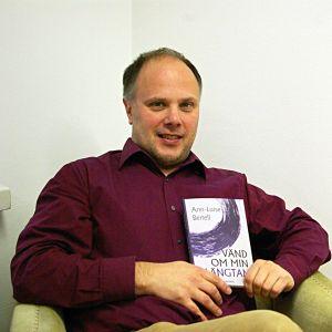 Magnus Londen har varit enväldig jury för Svenska Yles litteraturpris 2016.