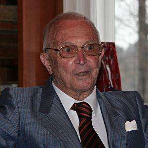 Professor Helge Gyllenberg