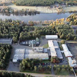 Chempolis anläggning i Uleåborg