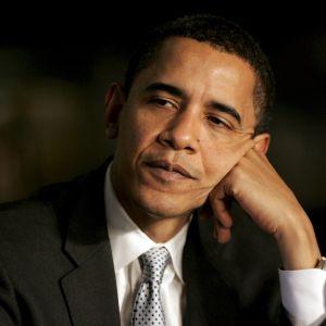 Barack Obama år 2008.
