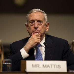 James Mattis, blivande försvarsminister i USA