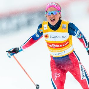 Therese Johaug, Lahtis 2016.