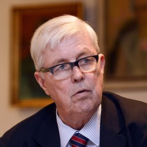 Helsingin Sanomats tidigare chefredaktör Janne Virkkunen
