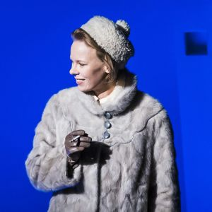 Alma Pöysti som Tove Jansson