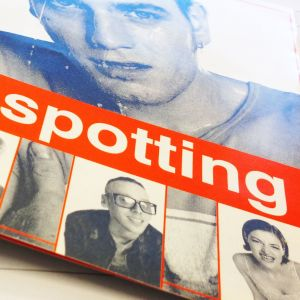 Trainspotting-filmens cd-omslag