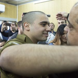 Den israeliska sergeanten Elor Azaria klarade sig undan med endast 18 månaders fängelse då åklagarna yrkade på mellan tre och fem års fängelse