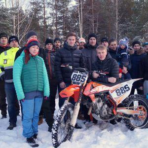De vill bevara motorsportbanan i Vörå.