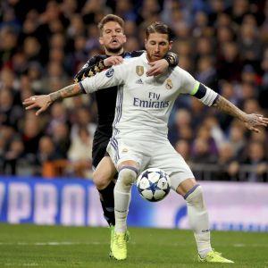 Dries Mertens och Sergio Ramos möts igen i Neapel.