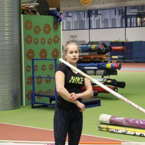 Saga Andersson, Esbo IF