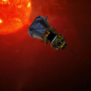 Nasa-sonden Solar Probe Plus.