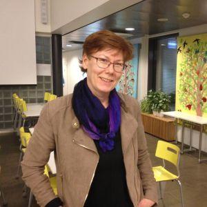 Eeva Honkanummi från Vanda stad