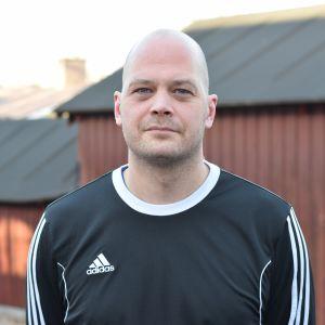 Porträttbild på Petter Forsström.