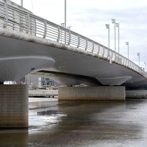 bro över Borgå å