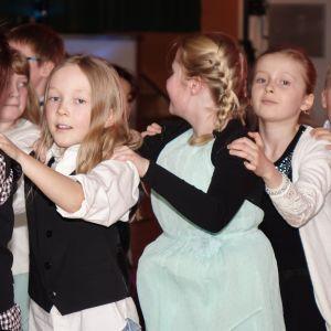 Letkajenka var populärt på lantdagsbalen