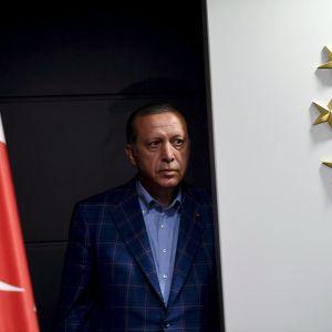 Turkiets president Erdoğan blir i praktiken enväldig efter folkomröstningen.