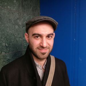 Thulfiqar Alanbari kom till Finland hösten 2016. Från Irak flydde han 2015.