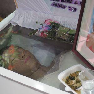 Ett av offren i Dutertes drogkrig.