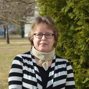 Professor Siv Björklund.