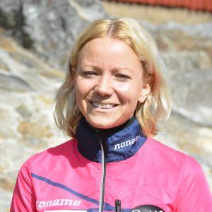 Vasa IS Jannica Granbacka satsar på maratonlöpning.