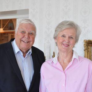 Margaretha och Ramon Sanchez-Beyrath
