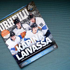 Urheilulehti-tidning.