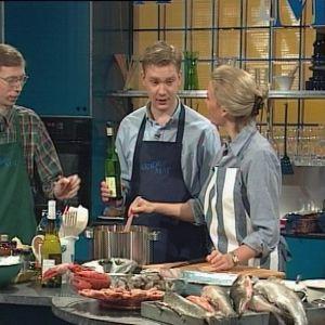 Akademat gör fisksoppa