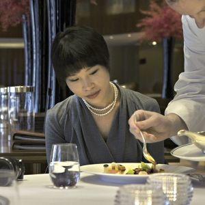 Foodies - kulinaristien jet set. Kuvassa foodie Katie Keiko.