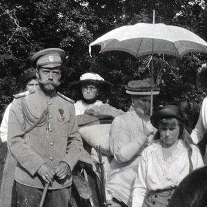Historia: Viimeinen tsaari, yle tv1