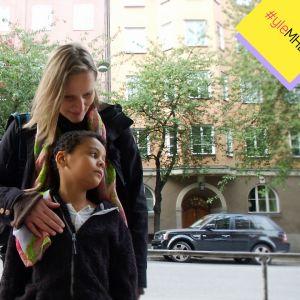 ruotsalainen lapsi