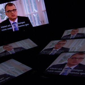 Pääministeri Juha Sipilän hallitus haluaa tehdä miljardileikkaukset budjettiin.