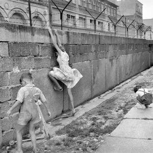 Berliinin muuria 1962