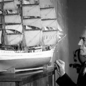 Kunnianosoitus purjelaivoille, merten vinttikoirille 1961.