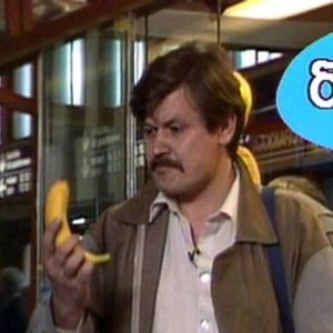 Heikki Kinnunen Pozaluista-ohjelmassa (1985)
