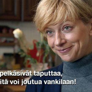 Iryna Halip dokumentissa Ulkolinja: Diktaattorin syksy (2011)