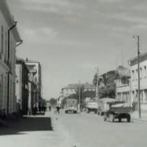 Kaupunkikuva Vaasasta