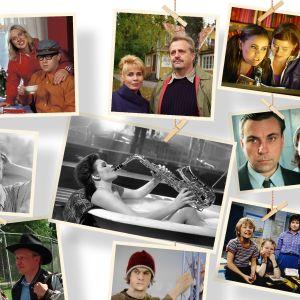 Valokuvia joissa vanhoja suosikkiohjelmia