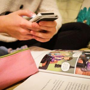 Kännykkäapplikaatioiden avulla voi opiskelle vieraita kieliä