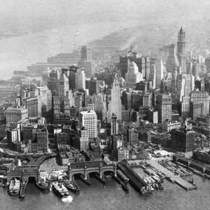 Manhattan ilmasta