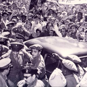 Karismaattisen Egyptin johtajan Gamal Abdel Nasserin ura alkoi vuoden 1952 vallankaappauksesta.