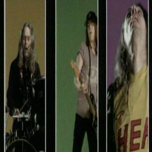 The Hellacopters Devil Stole the Beat from the Lord -musiikkivideolla.