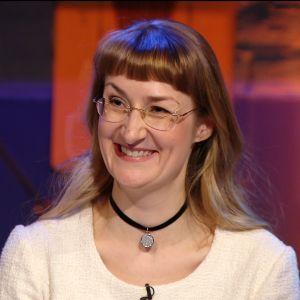 Kirjailija Emmi Itäranta