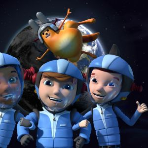 Jetron matkaan: Sanni, Otto, Jetro ja Sputnik