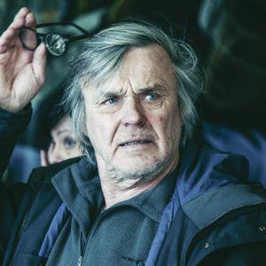 Elokuvaohjaaja Matti Ijäs.
