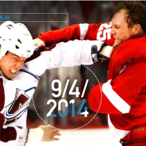 NHL-pelaajien haaste 9.4.2014