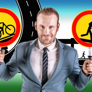 Kansan liike -sarja pohtii kestäviä ja turvallisia tapoja hoitaa päivittäinen liikkuminen nyt ja tulevaisuudessa.