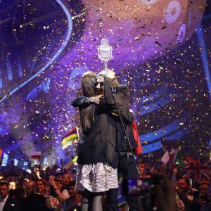 Eurovision laulukilpailun 2017 voittaja: Portugalin Salvador Sobral