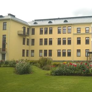 Halikko sjukhus.