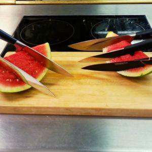 Kungskonsumenten testar kockknivar