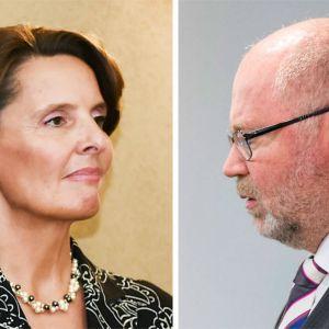 Revisionsutskottets ordförande Eero Heinäluoma (Sdp) har hört kommunikationsminister Anne Berner (C) om Finavia