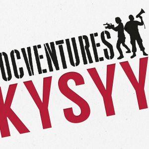 Teksti: Docventures kysyy